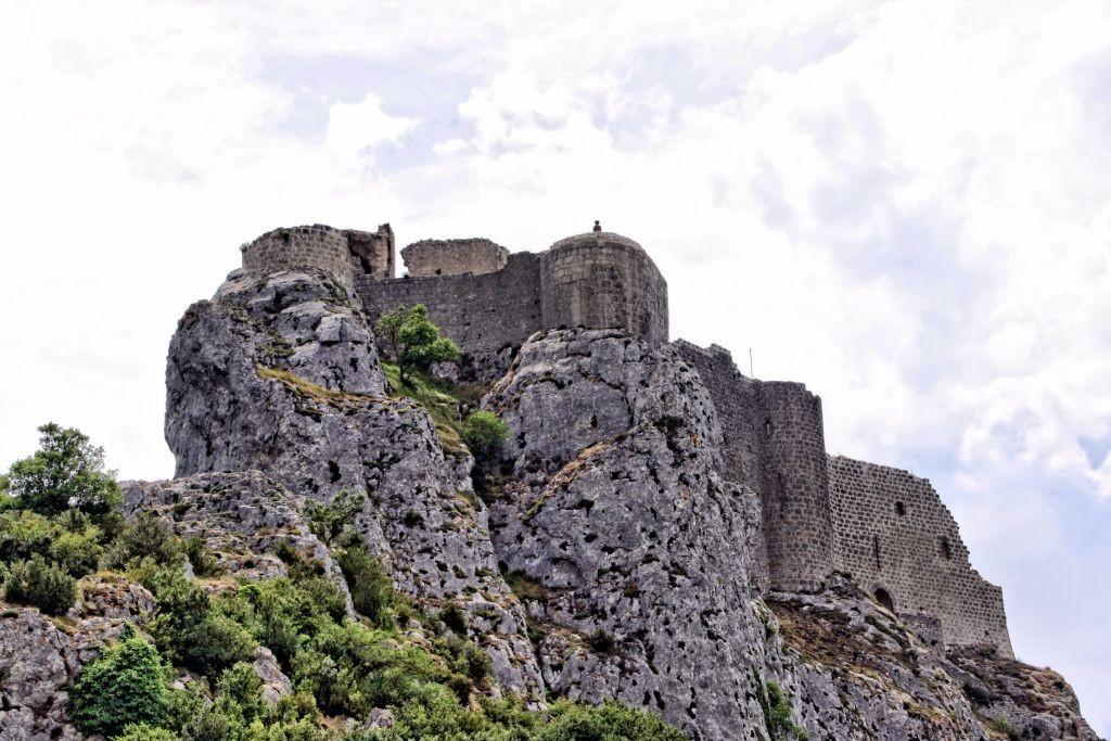 Castillo_Peyrepertuse_Torreón_Saint-Jordi