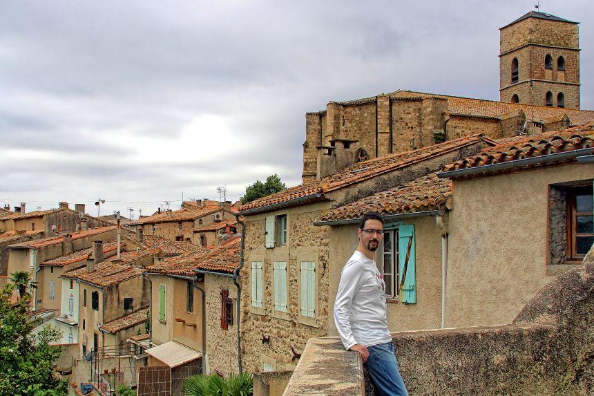 Montolieu, el Pueblo del Libro del sur de Francia