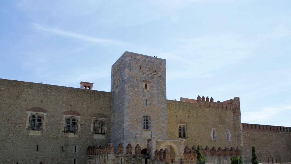 palacio entrada