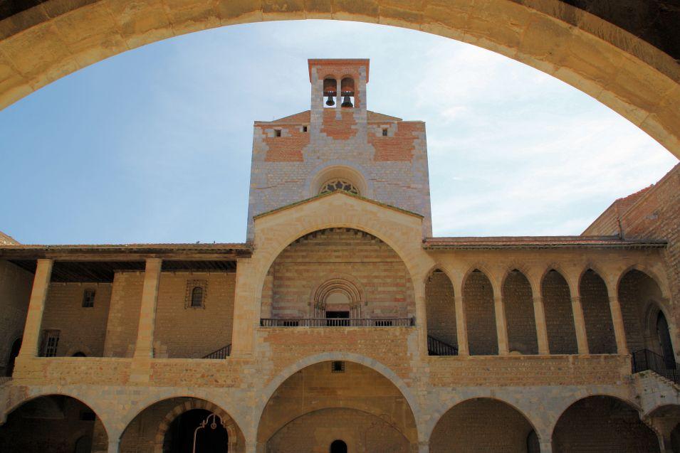 palacio patio