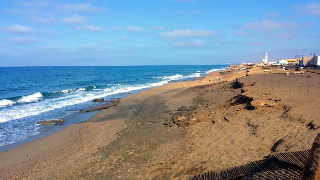 Playa de la Fabriquilla en Cabo de Gata