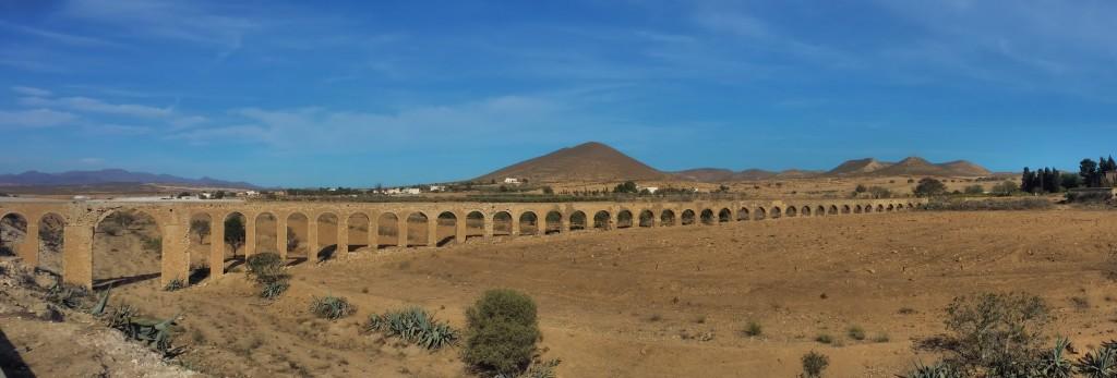 Acueducto de Fernán Pérez
