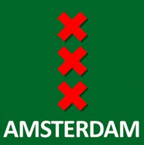 Amsterdam The Map