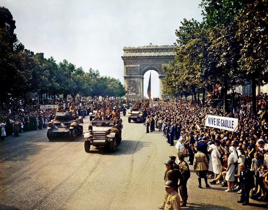 Paris - liberacion