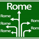 Roma: preparando el viaje.