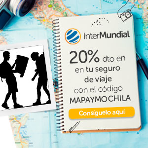 Seguro de viaje con un 20% de descuento