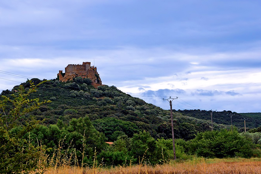 Chateau de Saint Martin de Toques