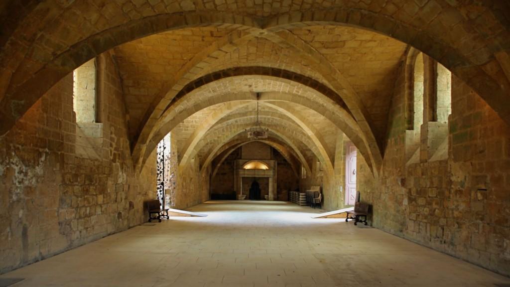 Refectorio de la Abadía