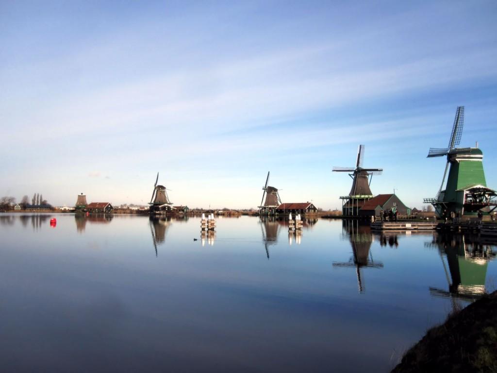 amsterdam-Zaanse Schans