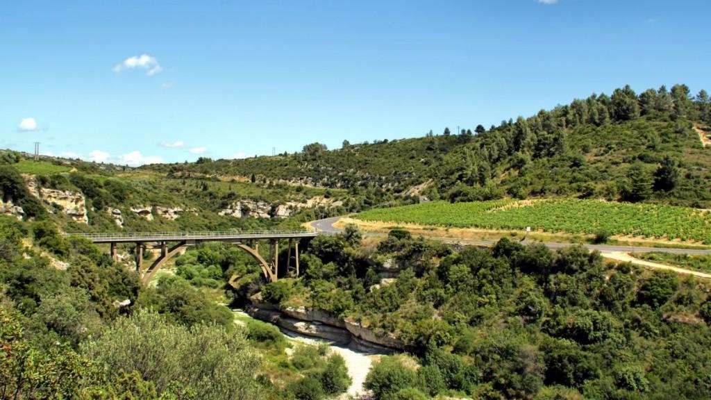 Ruta hacia Minerve