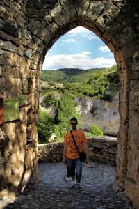 Puerta sur de Minerve