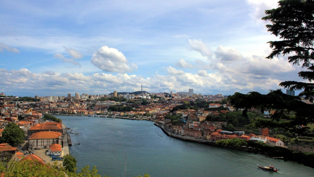 Oporto_Douro_Duero