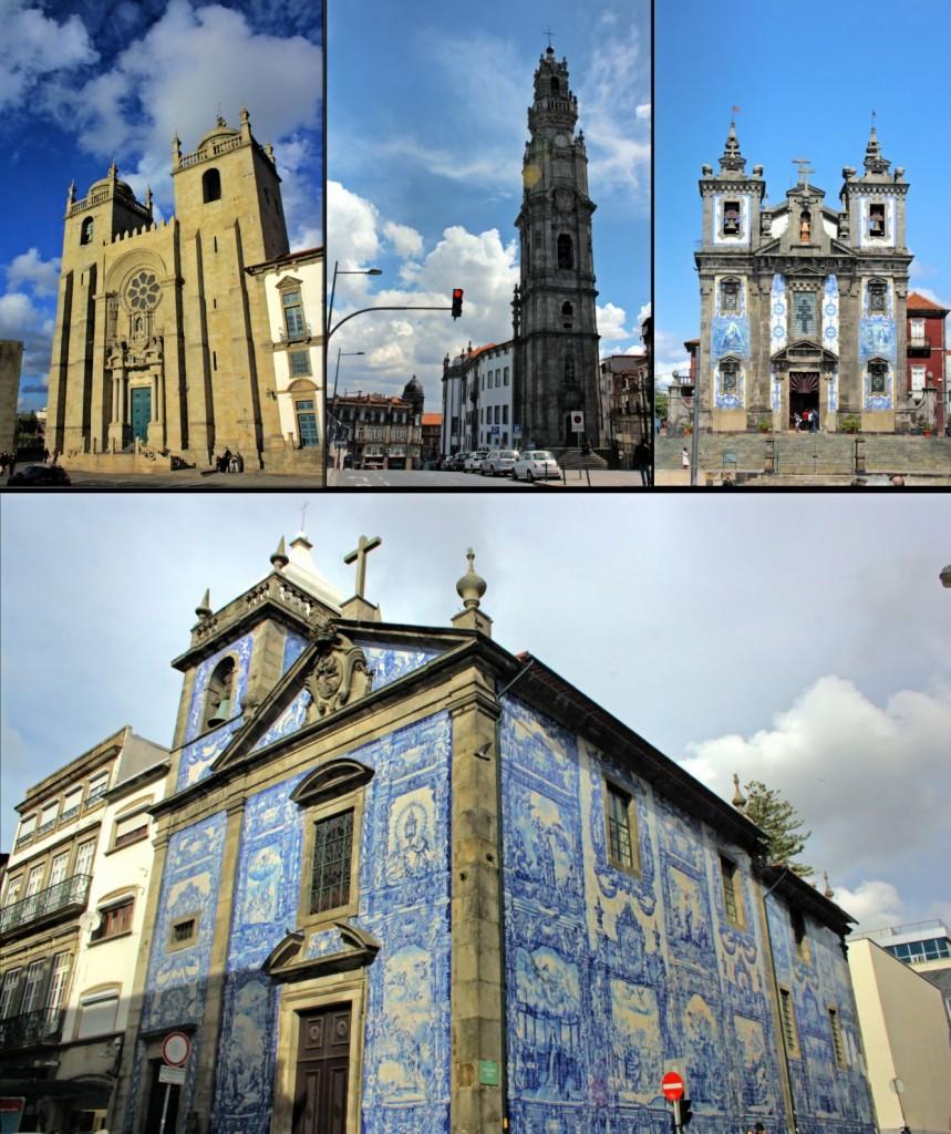 Oporto_iglesias