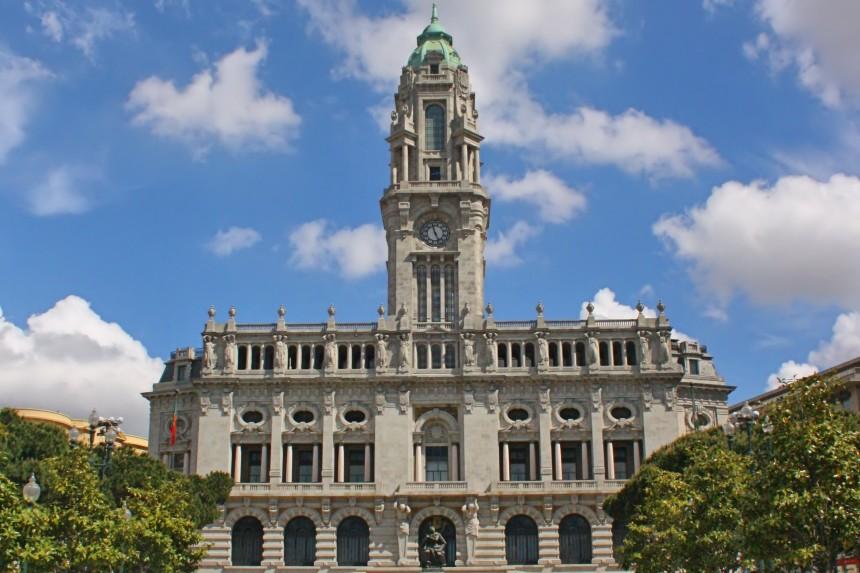 Palacio de la Bolsa de Oporto