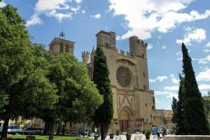Catedral de Saint Nazaire en Beziers