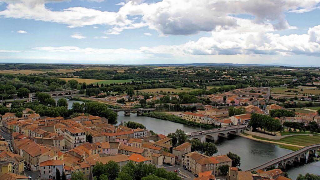 Rio Orb y Canal du Midi