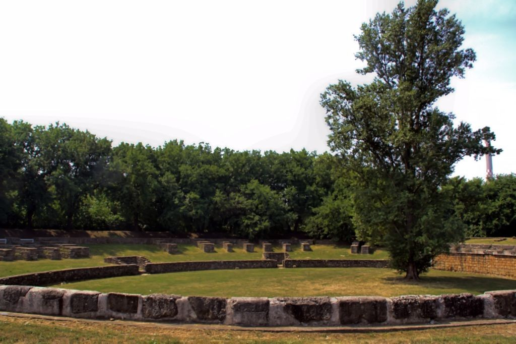 Anfiteatro de Aquincum