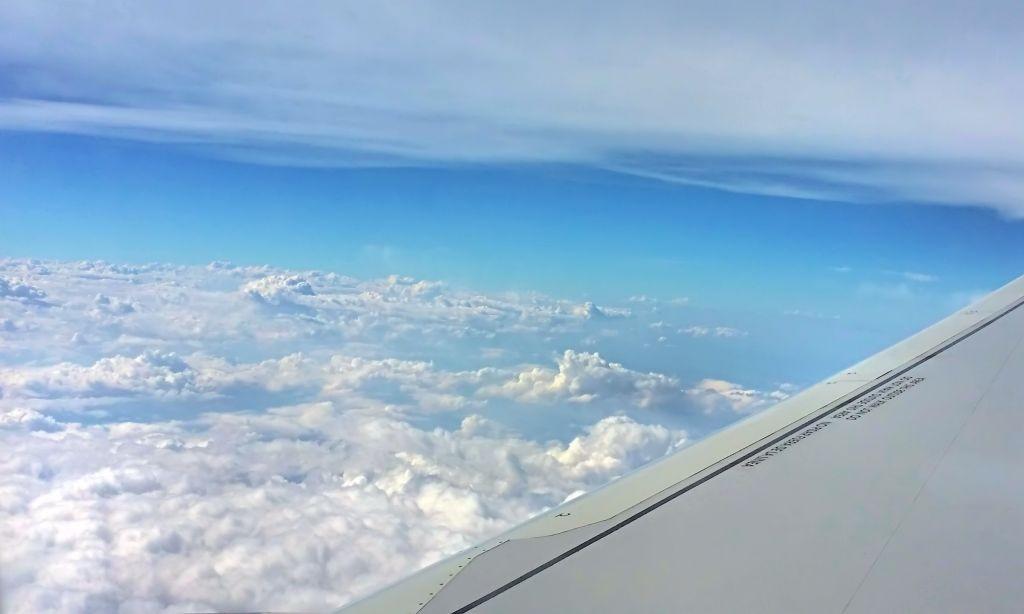 Preparando el viaje a Budapest en avión