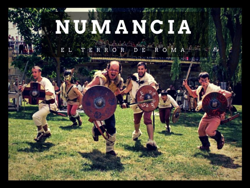 Numancia, el terror de Roma