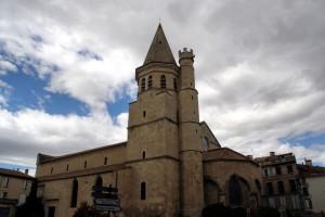 Beziers - Iglesia de la Magdalena