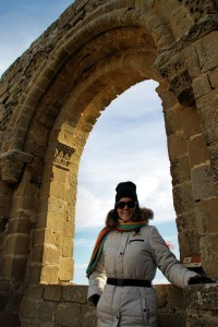 Mirador de la Reina del Castillo de Loarre