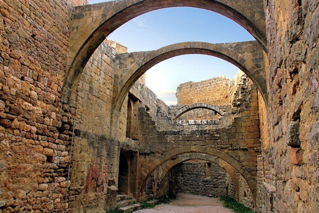 Monasterio del castillo de Loarre