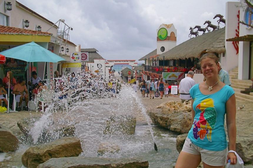 Consejos para viajar a Riviera Maya, visita Playa del Carmen