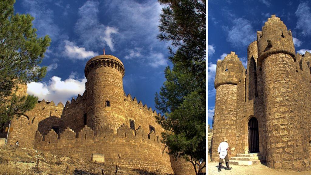 Desafío Belmonte, el Castillo