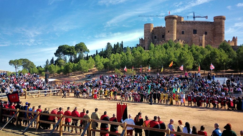 Castillo_Belmonte_Combate_medieval
