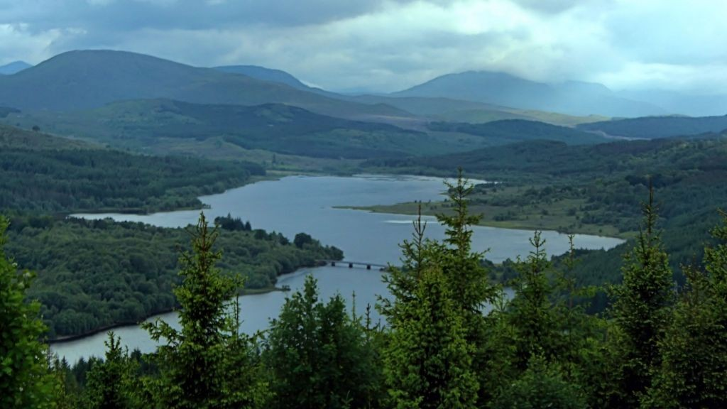 Escocia_Mirador_lago_Garry