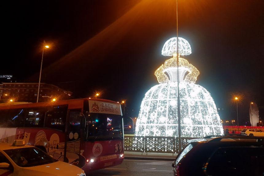 Autobús de la Navidad 2020