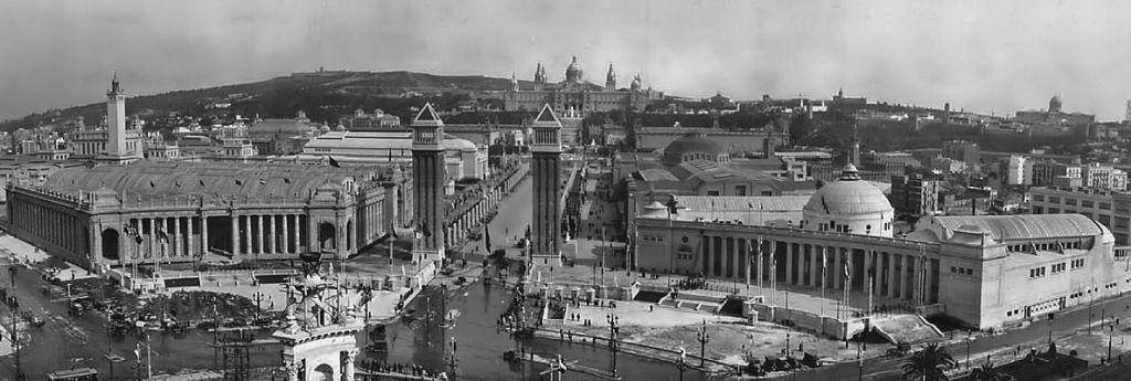 mapaymochila_Expo_1929_Barcelona