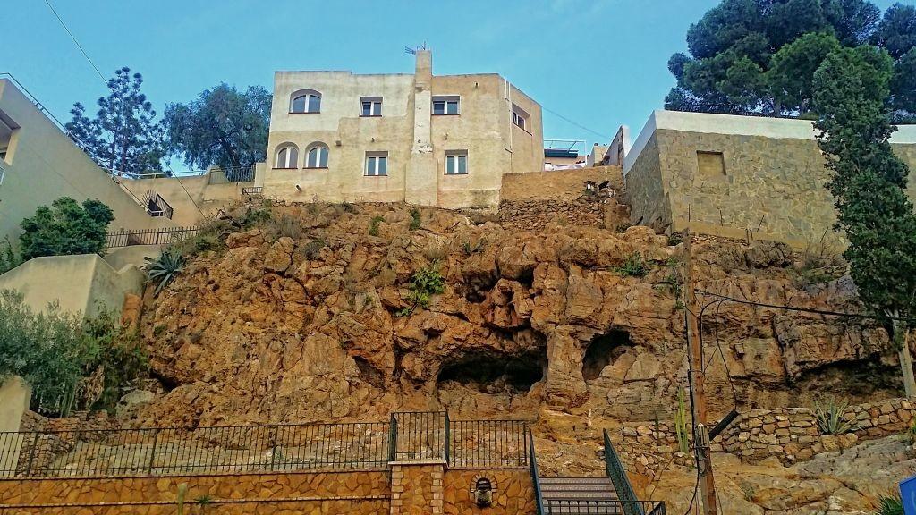 La cueva de Mariquita la posá en Mojácar