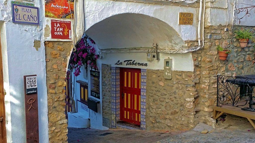 Puerta de la Almedina de Mojácar