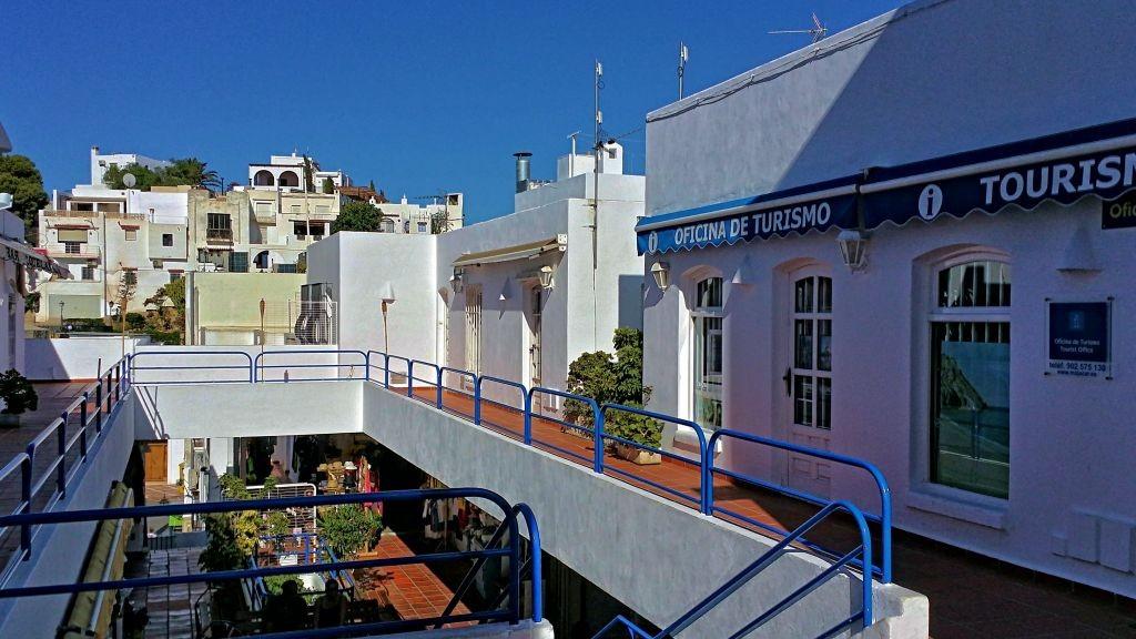 Oficina de Turismo de Mojácar