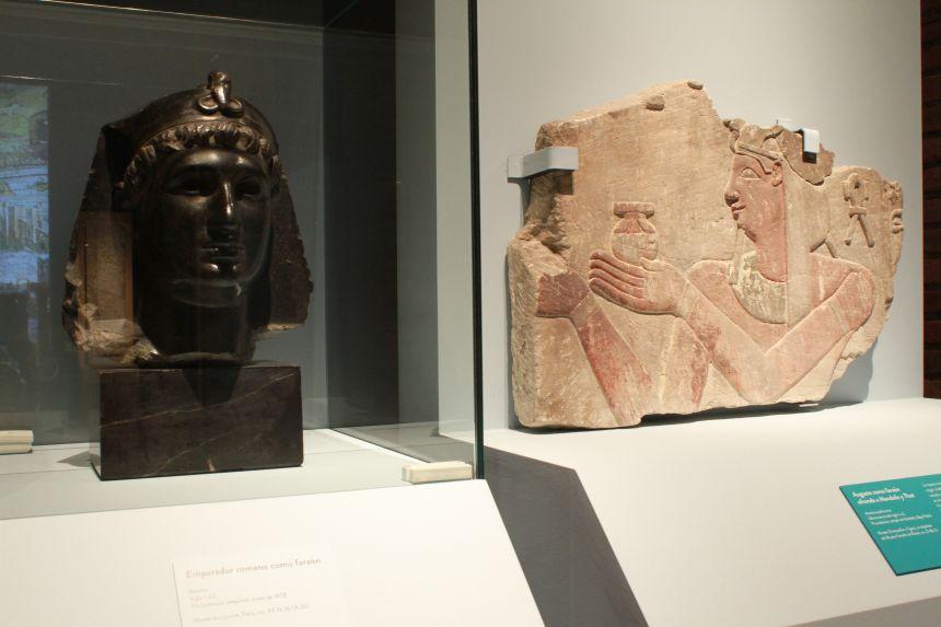 4. Roma (1) - Octavio como Faraón