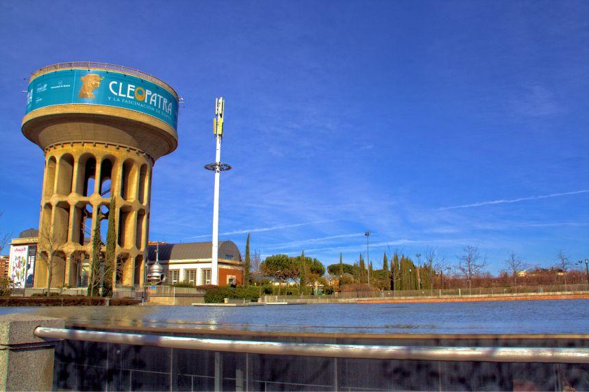 Cleopatra_Depósito_Agua