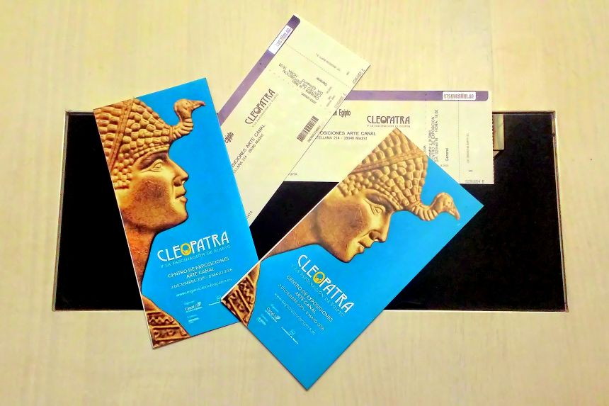 Cleopatra_entradas