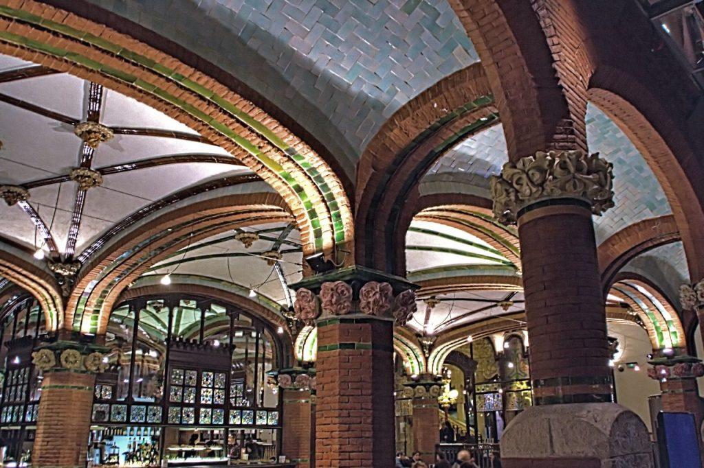 Cafeteria Foyer Palau Musica Catalana