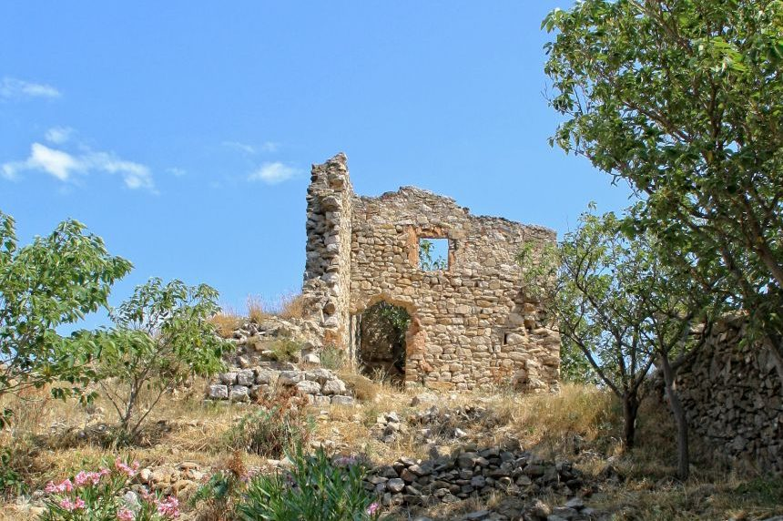Castrum de Cucugnan