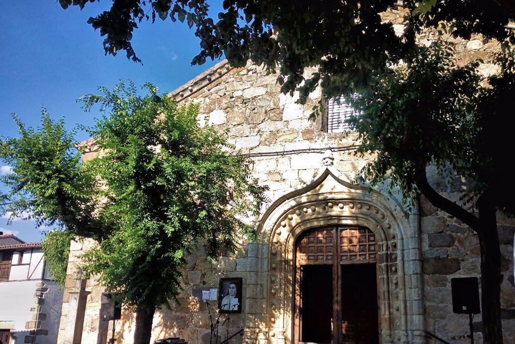 Que ver en Candeleda, Iglesia de la Asunción
