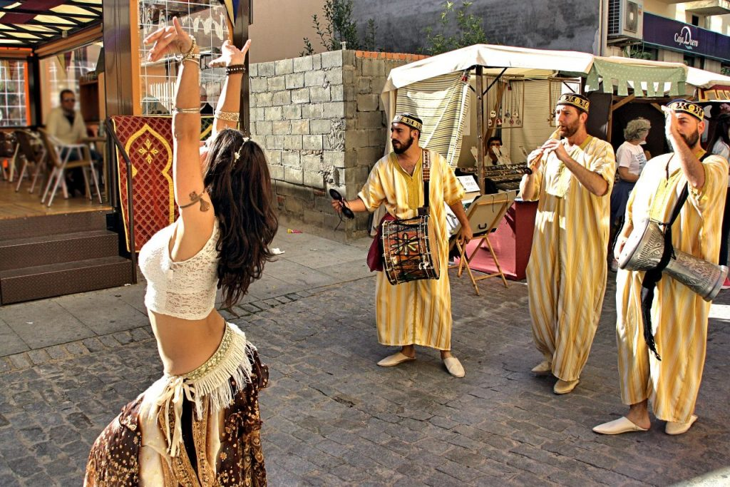 La Adrada árabe
