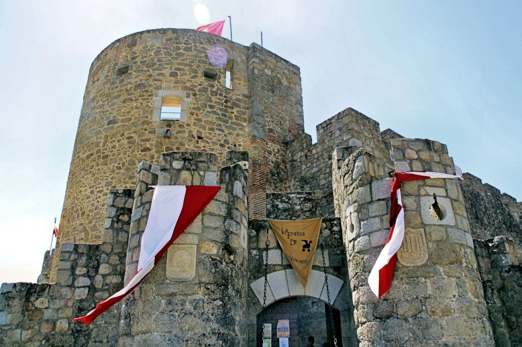 La Adrada - Castillo