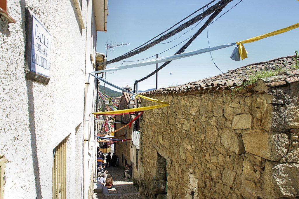 La Adrada - Escalerillas