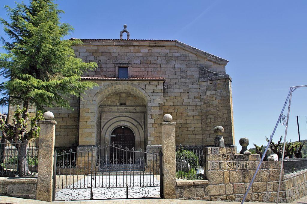 La Adrada Iglesia de San Salvador