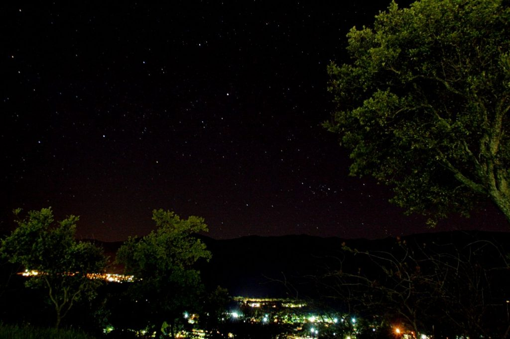 La Adrada Noche