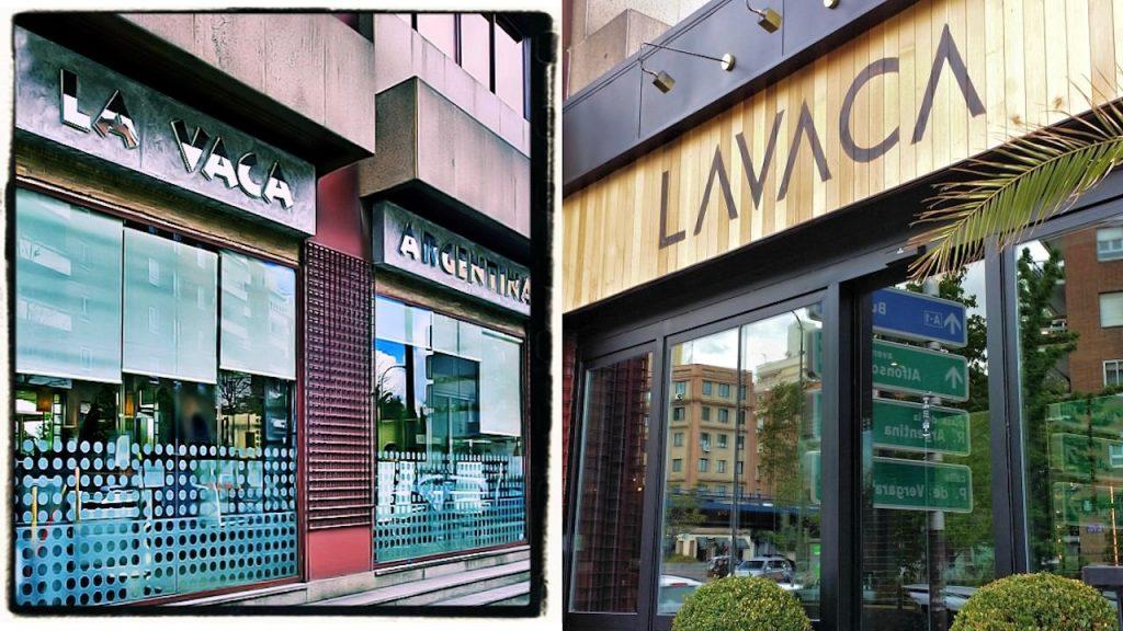 Restaurante LaVaca Madrid (López de Hoyos)