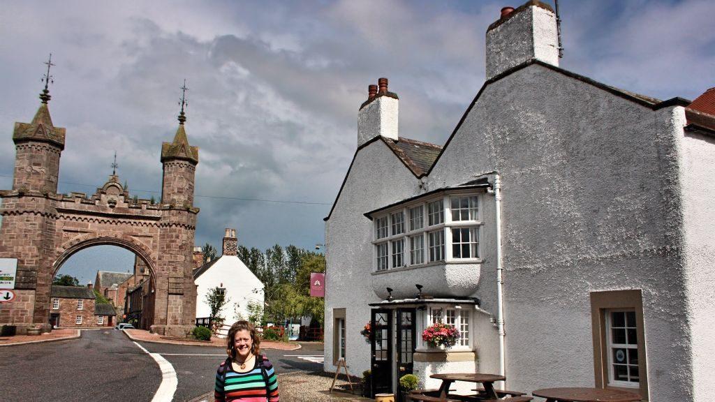 Escocia_alojamientos