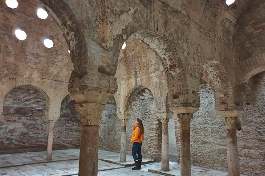 el Bañuelo en Granada
