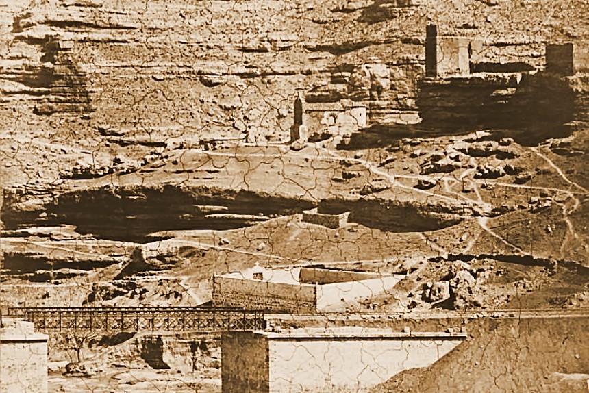 La desaparecida ermita de Santa Quiteria